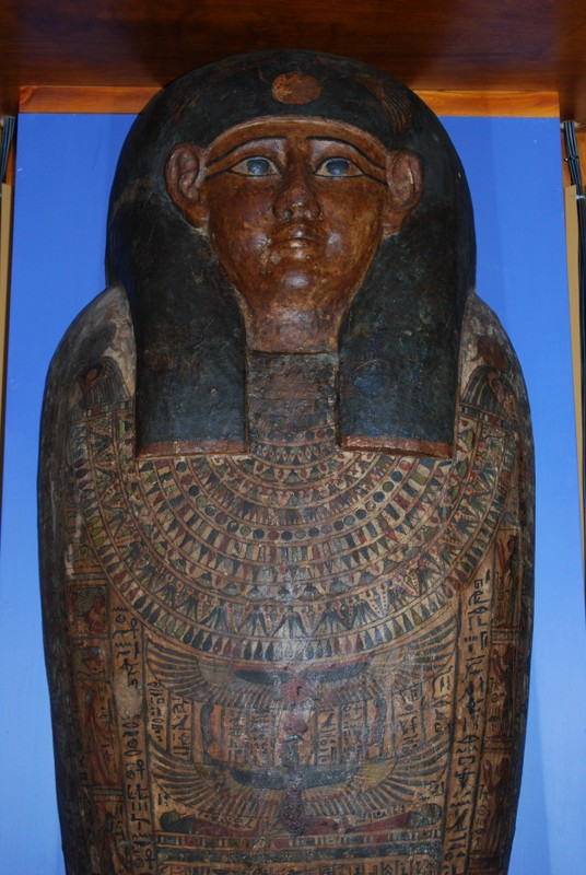 coffin lid